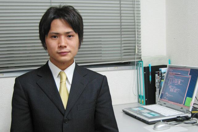 松本諭さん